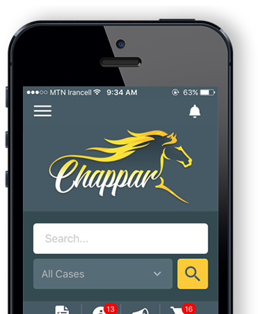 Chappar Connects people to Local businesses